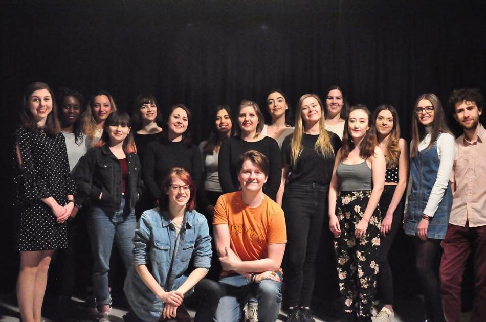 2017-18 Group Photo
